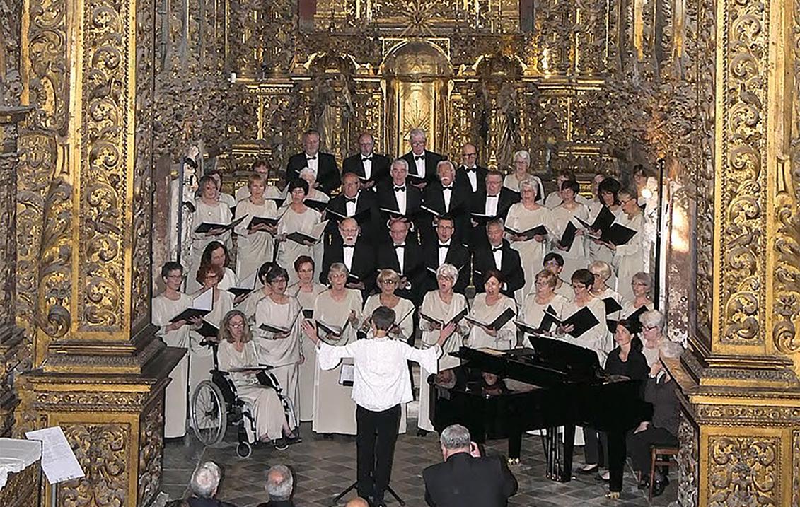 Concert au Portugal 2018